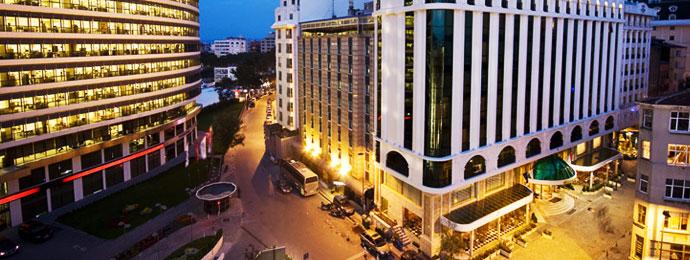 Swissotel The Bosphorus Istanbul Elite World Hotel