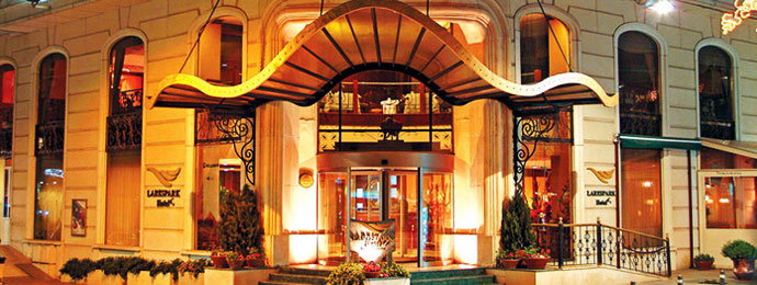 Swissotel The Bosphorus Istanbul Elite World Hotel Larespark